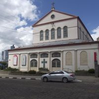 JC® - Lages - Copacabana - Igreja São Judas, Тубарао