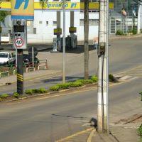 Lombada Eletrônica No Centro de Seara - Seara, SC, Жуазейру-ду-Норте