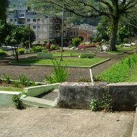 Area Verde no Centro de Seara - Seara, SC, Жуазейру-ду-Норте