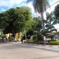 Praça dos Leoes na treze de Maio - Iguatu Ceara, Игуату