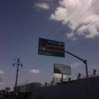 Av perimetral para o centro, Игуату