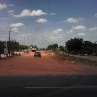 Rodoanel ainda em construção  , alternativa para desafogar o fluxo de caminhões na perimetral, Игуату
