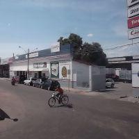 Ao lado do Terminal Rodoviario em reforma , dezembro de 2011., Игуату