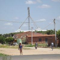 Trav que liga a rua  Porfirio Alves a Rua Guilherme de Oliveira, Игуату