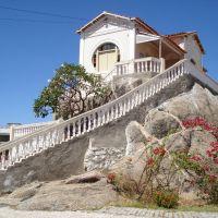 Chalé da Pedra, Quixadá - CE - Brasil, Крато