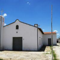 """Capela no povoado Bonfim, também conhecido com """"Vinte"""". Município de Senador Pompeu, CE., Крато"""