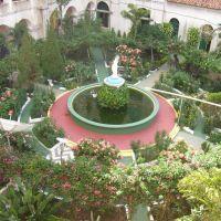 Jardim Interno do Mosteiro dos Jesuítas., Крато