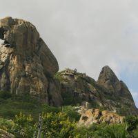 Pedra da Galinha Choca, Quixada-CE, Крато