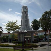 Praça do Relógio no centro da cidade de Sobral, Собраль