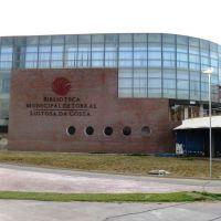 Biblioteca Municipal de Sobral, CE., Собраль