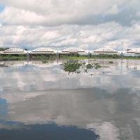 Sobral - Ponte José Euclydes Ferreira Gomes, Собраль