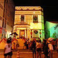 Sobral-CE: Casa de Papai Noel no Natal de 2010, Собраль