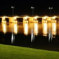 Barragem do Espelho Dágua, Собраль