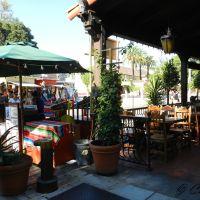 """""""Olvera Street"""", Лос-Анджелес"""
