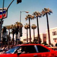 ☆Los Angeles 1986☆, Лос-Анджелес
