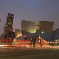 Walt Disney Concert Hall, Los Angeles, Лос-Анджелес