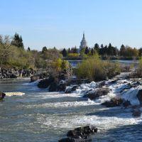 Idaho Falls, ID, Айдахо-Фоллс