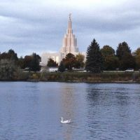 Idaho Falls Temple, Айдахо-Фоллс