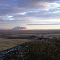 Big Southern Butte, Idaho, Арко