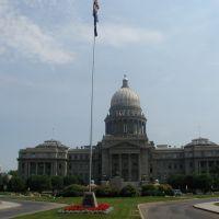 Idaho Capitol, Бойсе