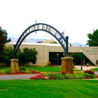 Idaho Historical Museum, Julie Davis Park, Boise, Idaho, Бойсе