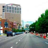 State Capital Boulevard, Boise, Idaho, Бойсе