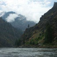 Rafting the Salmon River, Маунтейн-Хоум