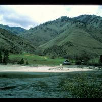 Salmon River, Маунтейн-Хоум