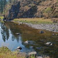 South Fork Clearwater River, Монтпелье