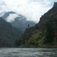 Rafting the Salmon River, Монтпелье