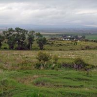 Camas Prairie, Nez Perce National Historic Park, Монтпелье