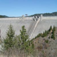 Dworshak Dam, Orofino, ID, Орофино