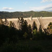 Dworshak Dam, Орофино