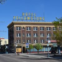 Hotel Yellowstone, Покателло