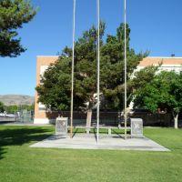 The former Alameda Junior High School, Pocatello, ID, Покателло