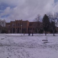 ISU Campus, Покателло