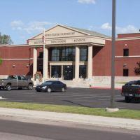 United States Courthouse, Pocatello, Idaho, Покателло
