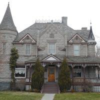 Standrod Mansion, Pocatello, ID, Покателло