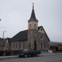 St. Josephs Catholic Church, Pocatello, ID, Покателло