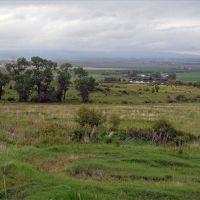 Camas Prairie, Nez Perce National Historic Park, Рексбург