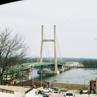 Great River Bridge, Барлингтон