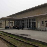 Amtrak Station, GLCT, Барлингтон