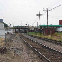 Amtrak Train, GLCT, Барлингтон