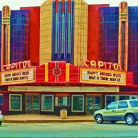 Capitol Theatre in Burlington IA, Барлингтон