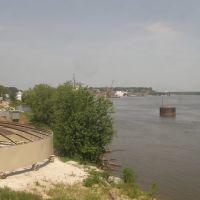 am Mississippi-River, Барлингтон