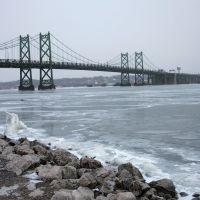 Frozen Mississippi, Беттендорф