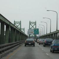Bridge over Mississippi, Беттендорф