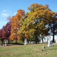 Riverside Cemetery, Беттендорф