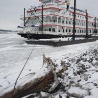 Frozen Riverboat, Беттендорф