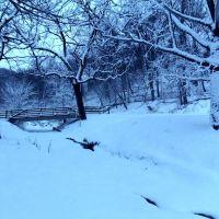 Riverside park creek, Беттендорф